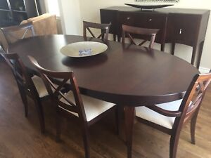 Shermag Table Chairs