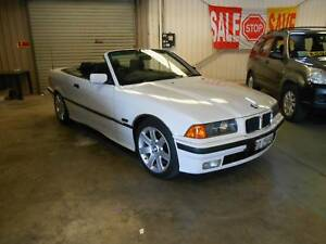1994 BMW 325I Auto 2.5L Convertible Wangara Wanneroo Area Preview