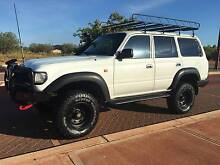1996 Toyota LandCruiser 4,2l Diesel 8 seats Broome 6725 Broome City Preview