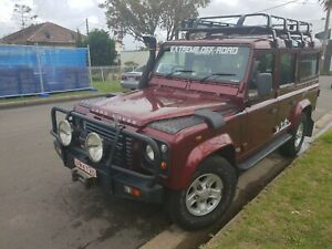 Land Rover Defender Extreme 2002 110 TD5 Greenacre Bankstown Area Preview