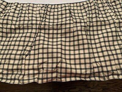 Vintage Waverly Garden Room Harbor Square Full Bedskirt