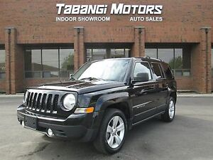 2014 Jeep Patriot LIMITED | NAVIGATION | LEATHER | SUNROOF |