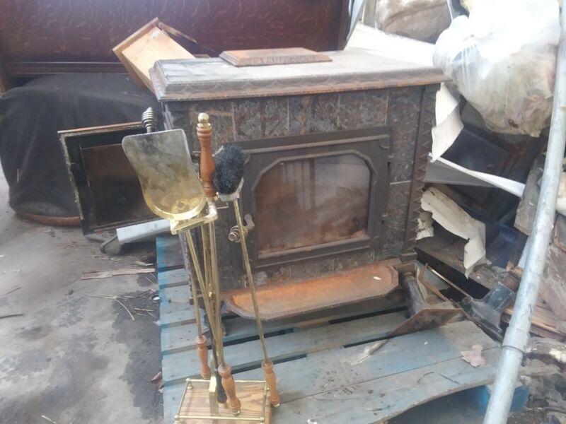 Hearthstone wood stove soapstone fireplace woodstove