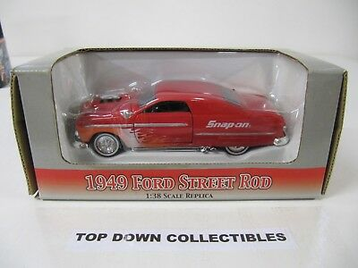 Snap-On  1949 Ford Street Rod   1:38   Stock # 3804776