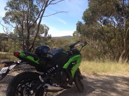 Kawasaki ninja 650 Angle Park Port Adelaide Area Preview