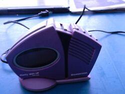 Wacky Wake Up Alarm Clock by Sounddesign purple