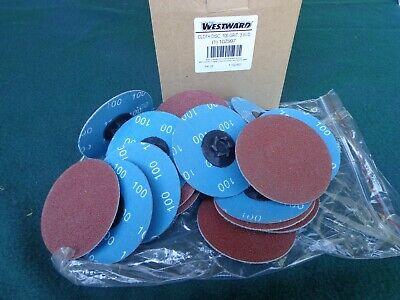 25- 3quick Change Sanding Disctp Snap-onoff Type 1100 Grit Aluminum Oxide