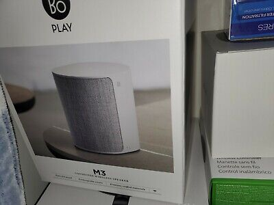 Bang & Olufsen BeoPlay M3 Natural Wireless Bluetooth Speaker