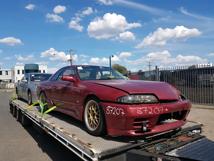 Wrecking 2000 Nissan Skyline R34 Gt V Coupe All Parts Available