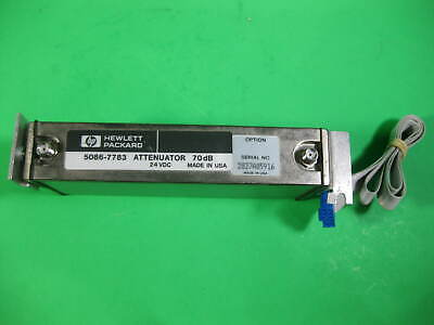 Hp Attenuator 70db -- 5086-7783 -- Used