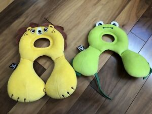 Baby head support /Headrest Benbat -Lot