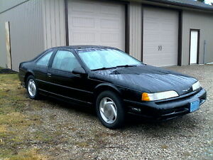 1992 Ford Thunderbird Supercoupe