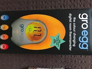 Gro egg room thermometer Manly Manly Area Preview