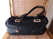 DKNY handbag. Black leather. Gold hardware  Kilsyth South Maroondah Area Preview