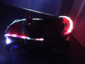 Remote control kids ride on lights up