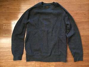 Grey Industrie Sweater Carlton Melbourne City Preview