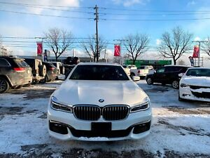 2017 BMW 7 Series i xDrive CERTIFIED & E-TESTED! **WINTER SPECIA