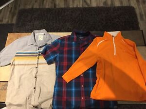 Boys Name Brand Small Clothing LOT For Sale