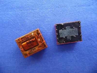 1 Wechsler 12 V- Leistungs-Relais NEC MR301-12HS