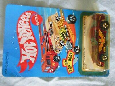 Hot Wheels - Firebird Funny Car - #3250 - w/ Pop-up-Body
