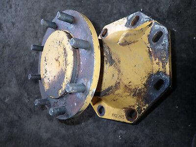 John Deere 332d Skid Steer Loader Axle Assembly Kv26578 318 315 313 Kv26580 324g