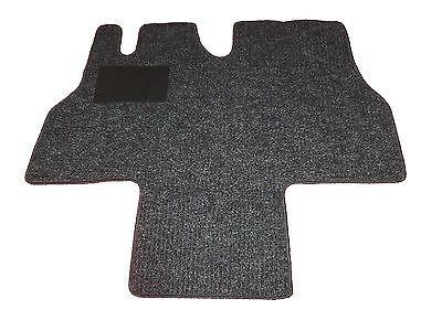 Fahrerhaus Teppich Fußmatte Robust für Fiat Ducato 230  Baujahr 1994-2002