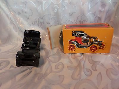 Electric Charger  Car Vehicle Avon After Shave Vintage Decanter