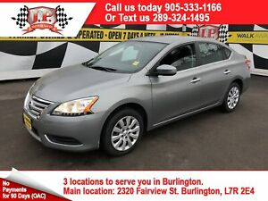 2013 Nissan Sentra S, Automatic, Bluetooth,