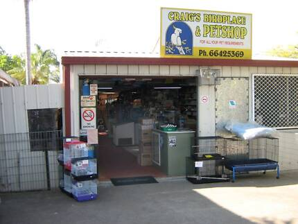 Craig's Birdplace and Pet Shop Grafton Clarence Valley Preview