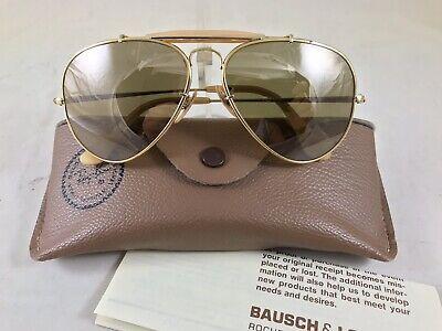 Ray Ban B&L THE GENERAL 50 Anniversary 1937-1987 Aviat Sunglasses 58[]14 (1937 Ray Ban)