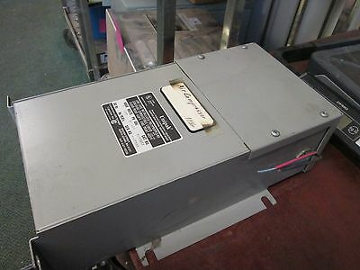 Unipak Power Factor Correction Capacitor 343pmun 480v 3 Kvar 3ph 60hz Used
