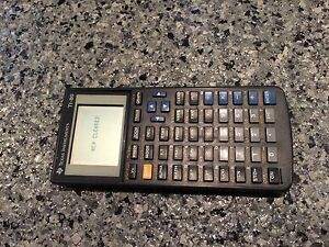 Calculatrice Texas Instruments Ti-80