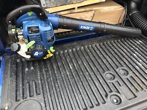Sinex 4 stroke leaf blower