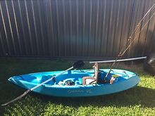 Kayak with extras Cooloongup Rockingham Area Preview