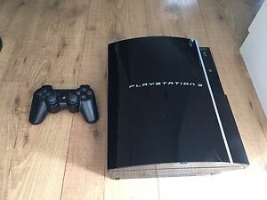 Playstation 3 - cables+controller included Lutwyche Brisbane North East Preview