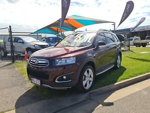 2013 Holden Captiva LTZ Turbo Diesel 7 Seater - AUTO! Garbutt Townsville City Preview