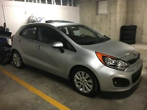 Kia Rio rims and tires
