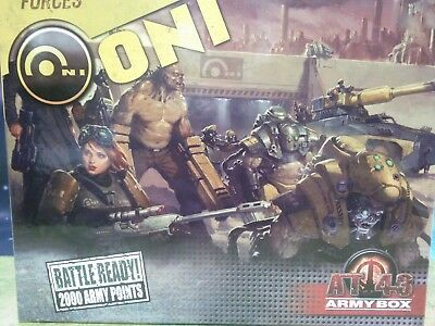 AT-43 ONI ARMY BOX
