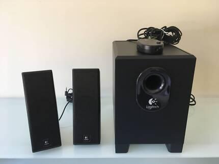 Logitech Z313 2.1CH PC Speaker System