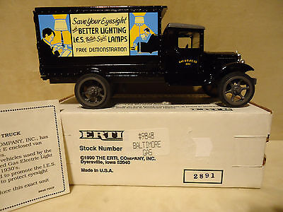Baltimore Gas & Electric 6 in series Vintage 1931 HAWKEYE  TRUCK  STOCK# 9848