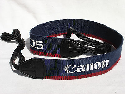 CANON EOS CAMERA NECK STRAP for Rebel  T2i T3i 70D T4i 7D 60D 5D MARK II 6D #046