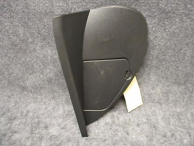 1995-2005 Chevy Cavalier LH Dashboard End Fuse Box Cover Moulding Drk Gray 33893