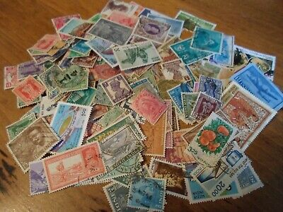 Collection lot packet 225 different stamps of India