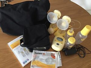Medela Freestyle Deluxe Double Electric Pump West End Brisbane South West Preview