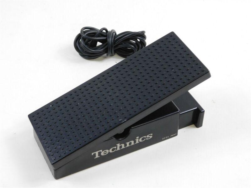 Technics SZ-E2 Pedal - $15
