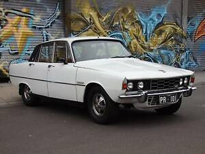 1977 Rover 3500 Sedan *** GREAT VALUE $9,350 *** Footscray Maribyrnong Area Preview