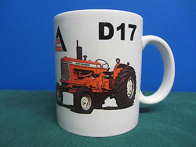 Allis Chalmers D17 Coffee Mug