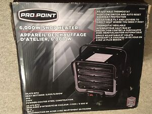 Brand new in the box Shop Heater (Unused)