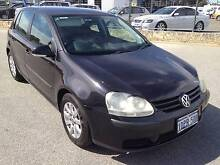 2007 Volkswagen Golf 2.0L TDi 6Sp Manual Kenwick Gosnells Area Preview
