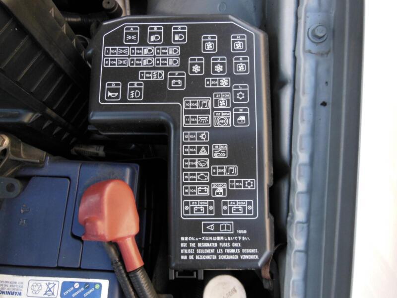 mitsubishi magna fuse box in engine bay th tj 3 5 ltr petrol auto rh ebay com au mitsubishi magna fuse box diagram Mitsubishi Verada Black